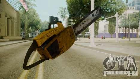 Atmosphere Chainsaw v4.3 для GTA San Andreas второй скриншот
