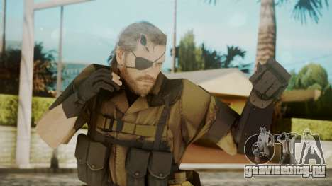Venom Snake Other Arm для GTA San Andreas