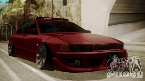 Mitsubishi Galant VR6 Stance для GTA San Andreas