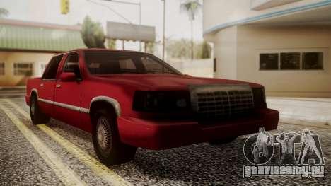 Stretch Sedan для GTA San Andreas