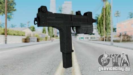 Misro SMG from RE6 для GTA San Andreas второй скриншот