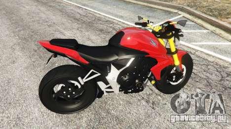 Honda CB1000R для GTA 5 вид справа