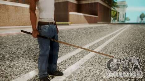 Pool Cue HD для GTA San Andreas