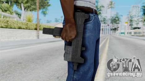 Misro SMG from RE6 для GTA San Andreas третий скриншот