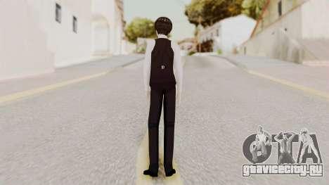 Kaneki Anteiku (Tokyo Ghoul) для GTA San Andreas третий скриншот