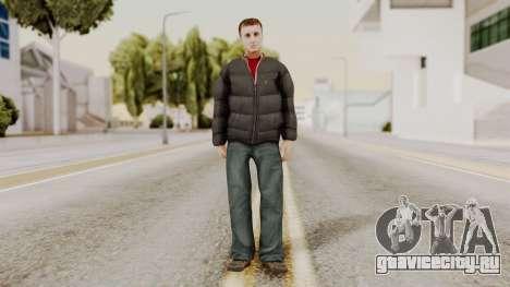 Bmyst CR Style для GTA San Andreas второй скриншот