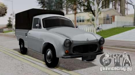 Syrena R20 v1.0 для GTA San Andreas