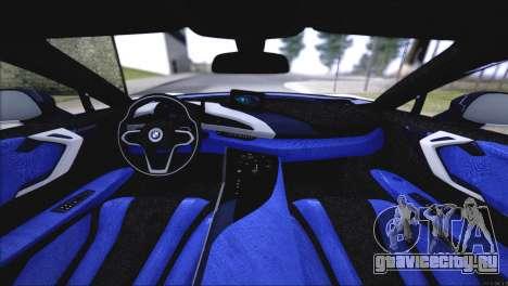 BMW i8 Coupe 2015 для GTA San Andreas