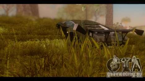 EnbTi Graphics v2 0.248 для GTA San Andreas второй скриншот