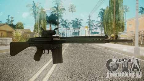 Rifle by EmiKiller для GTA San Andreas
