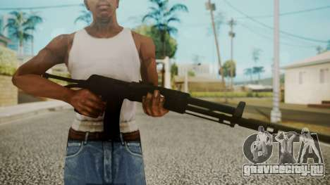 AK-47 by catfromnesbox для GTA San Andreas