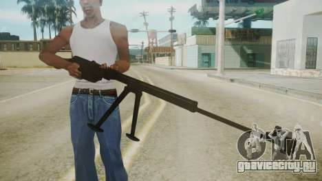 PTRS Red Orchestra 2 Heroes of Stalingrad для GTA San Andreas третий скриншот
