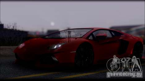 KISEKI V4 для GTA San Andreas второй скриншот