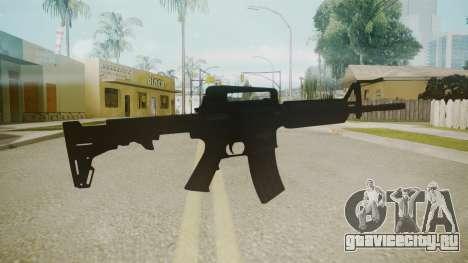 Atmosphere M4 v4.3 для GTA San Andreas второй скриншот