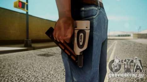 Nail Gun from Resident Evil Outbreak Files для GTA San Andreas третий скриншот