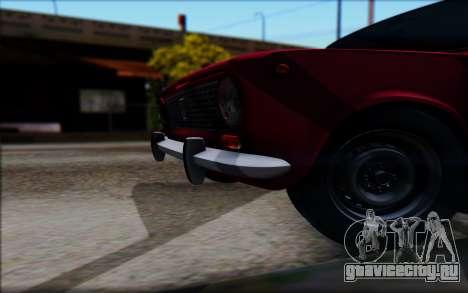 Ваз 2101 V1 для GTA San Andreas вид сзади