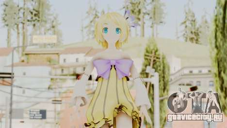 Project Diva F 2nd - Kagamine Rin Cheerful Candy для GTA San Andreas