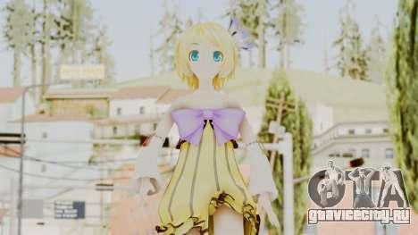 Project Diva F 2nd - Kagamine Rin Cheerful Candy для GTA San Andreas
