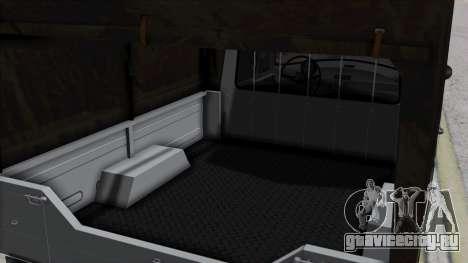 Syrena R20 v1.0 для GTA San Andreas вид сзади