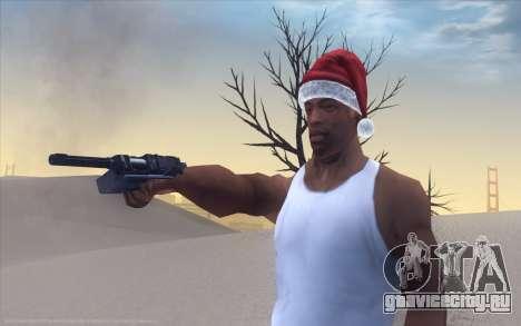 Realistic Weapons Pack для GTA San Andreas третий скриншот