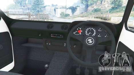 Ford Escort MK1 v1.1 [10] для GTA 5