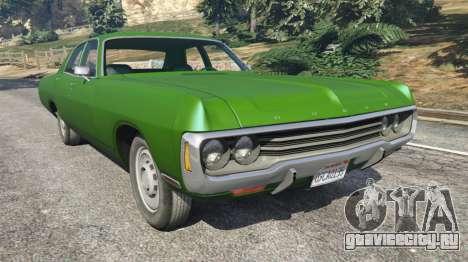 Dodge Polara 1971 v1.0 для GTA 5