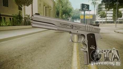 Atmosphere Colt 45 v4.3 для GTA San Andreas