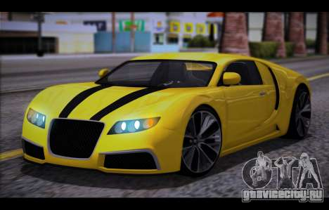 Adder from GTA 5 для GTA San Andreas