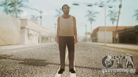 GTA 5 Michael De Santa Exiled для GTA San Andreas второй скриншот
