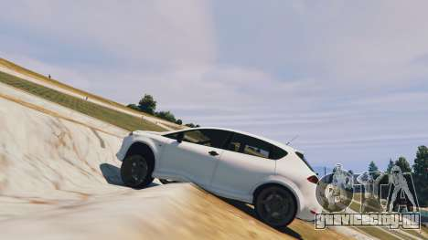 Realistic suspension for all cars  v1.6 для GTA 5 шестой скриншот