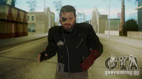 Venom Snake [Jacket] для GTA San Andreas