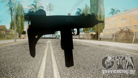 Micro SMG by EmiKiller для GTA San Andreas второй скриншот