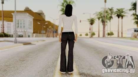 Hfyri CR Style для GTA San Andreas третий скриншот