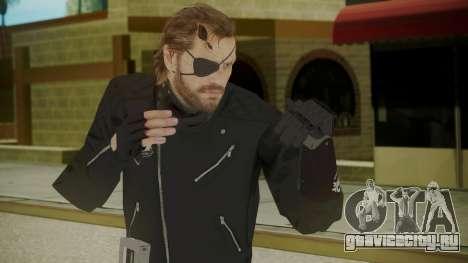 Venom Snake [Jacket] Bast Arm для GTA San Andreas
