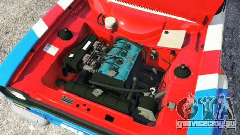 Ford Escort MK1 v1.1 [JE Pistons] для GTA 5 вид сзади справа