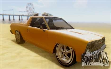 Шеваль Пикадор Серфер для GTA San Andreas