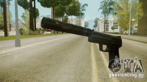 Atmosphere Silenced Pistol v4.3 для GTA San Andreas