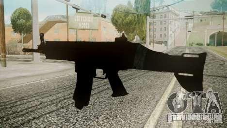 SCAR-L Battlefield 3 для GTA San Andreas второй скриншот