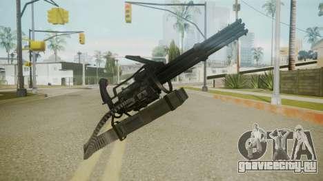 Atmosphere Minigun v4.3 для GTA San Andreas второй скриншот