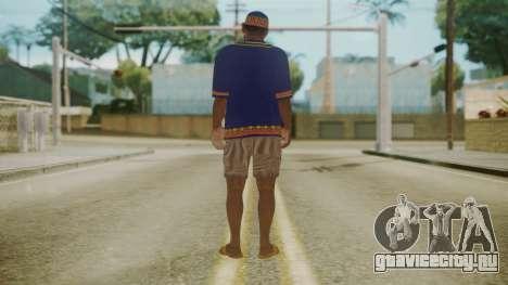 Sbmocd HD для GTA San Andreas третий скриншот
