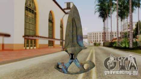 Shadow Dagger Поверхностная закалка для GTA San Andreas второй скриншот