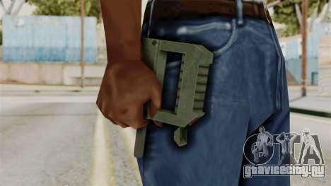 Bomb from RE6 для GTA San Andreas третий скриншот