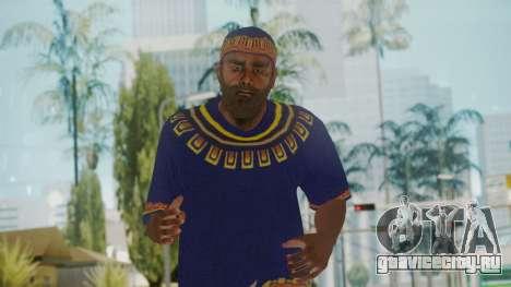 Sbmocd HD для GTA San Andreas