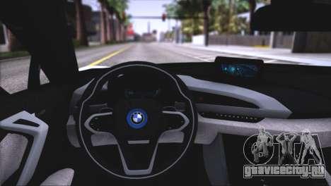 BMW i8 Coupe 2015 для GTA San Andreas колёса