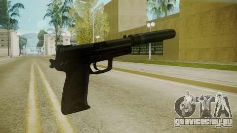 Atmosphere Silenced Pistol v4.3 для GTA San Andreas второй скриншот