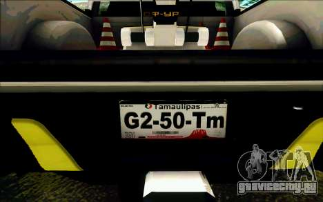 Ford F150 2015 Towtruck для GTA San Andreas колёса