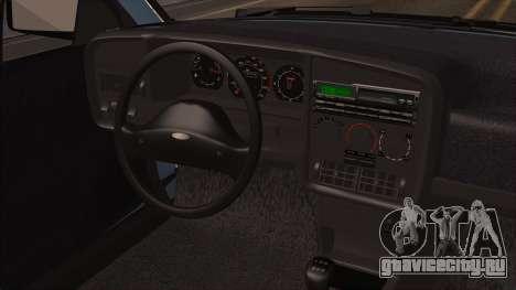 Ford Versailles GL 2.0i 1992-1993 для GTA San Andreas вид сзади слева