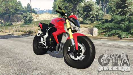 Honda CB1000R для GTA 5