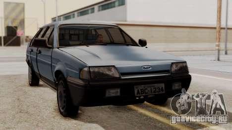 Ford Versailles GL 2.0i 1992-1993 для GTA San Andreas