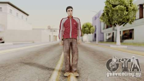 Dwmylc1 CR Style для GTA San Andreas второй скриншот